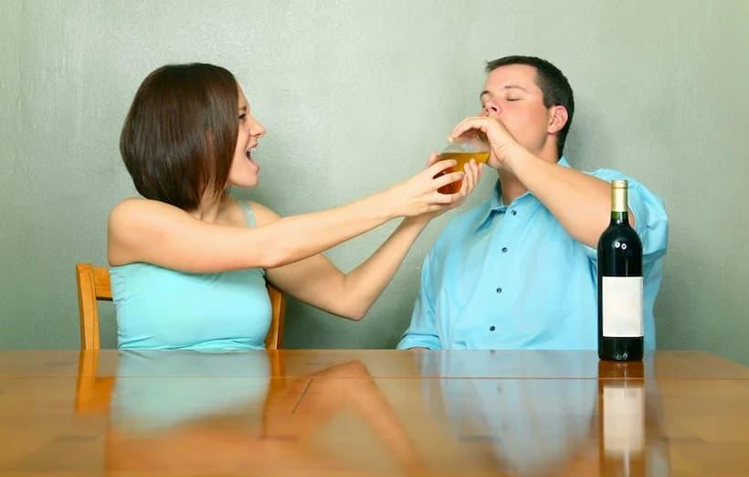 как справиться с пьянством мужа